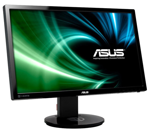 07. Acer GN246HL Bbid 24-Inch 3D Gaming Display (144Hz Refresh Rate)