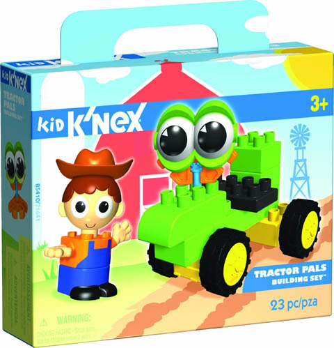 1. Tractor Pals Building Set