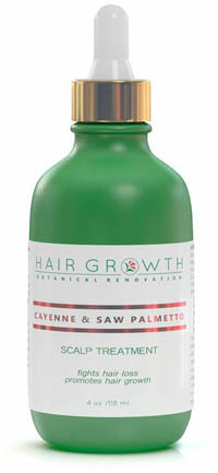 1. Anti-hair Loss Scalp Treatment
