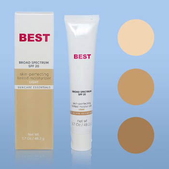 2. Best Tinted Moisturizer with SPF