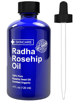 1. Radha Beauty Rosehip Oil
