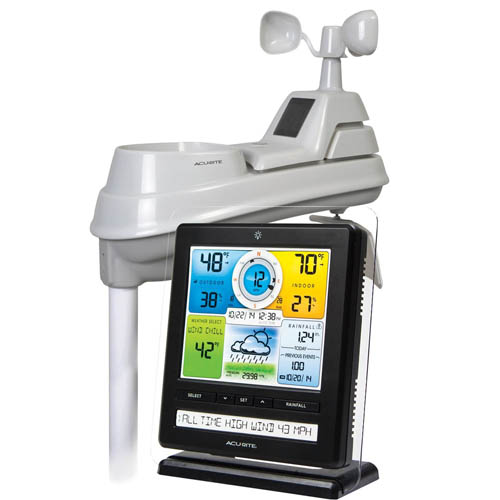 7. AcuRite 02032CRM Pro Weather Station