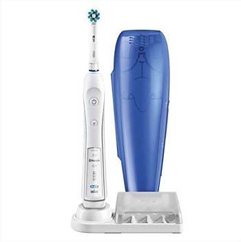 10. Oral-B Pro Electric Toothbrush with Bluetooth Connectivity