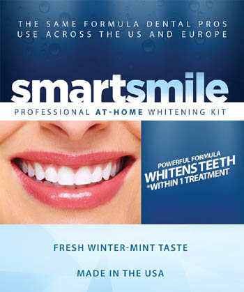 3. Smartsmile Professional Teeth Whitening Kit