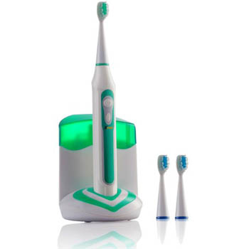 2. Xtech Oral Hygiene Ultra High Powered Toothbrush