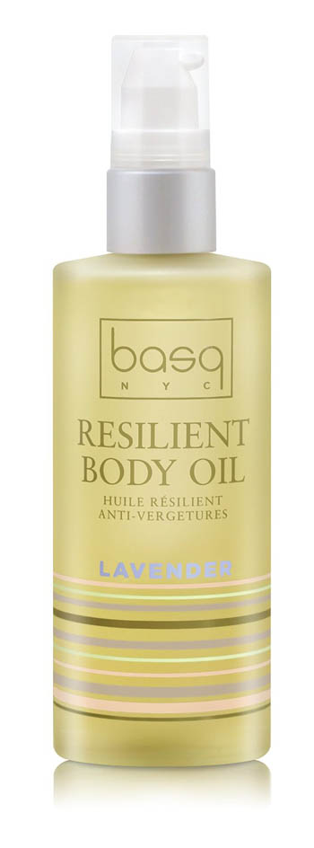10. Resilient Body Stretch Mark Oil