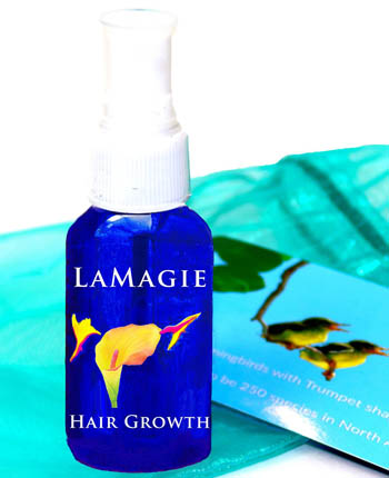 5. La Magie Organic Fast Hair Growth