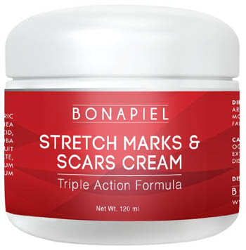 2. Stretch Marks and Scars Cream
