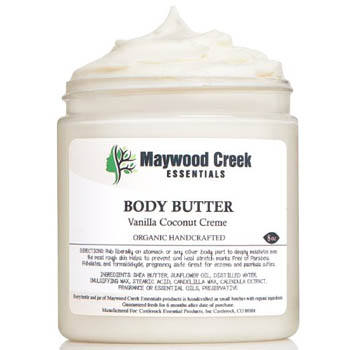 9. Belly Butter Stretch Removal Mark
