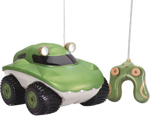 9. Kid Galaxy Gator Radio Control Vehicle