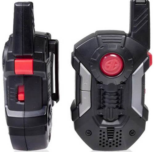 8. Ultra Range Walkie Talkies