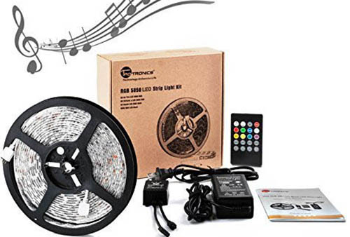 4. Music Led Strip Lights