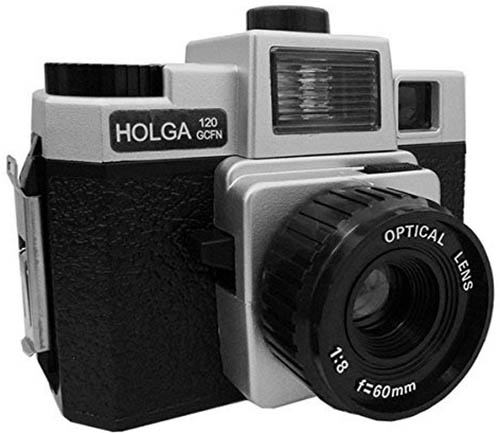 3. Holga 120 GCFN Medium Format Film
