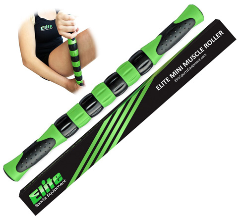 1. The Elite Leg Roller Stick for Runners