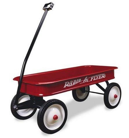 3. Radio Flyer Classic Wagons