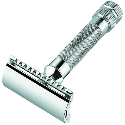 10. Merkur Heavy Duty Double Edge Razor