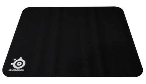 10. Product Title: SteelSeries QcK Gaming Mouse Pad, Black