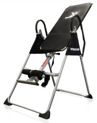 7. Inversion Table Pro Deluxe Fitness