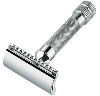12. Merkur HD 34C Chrome Plated