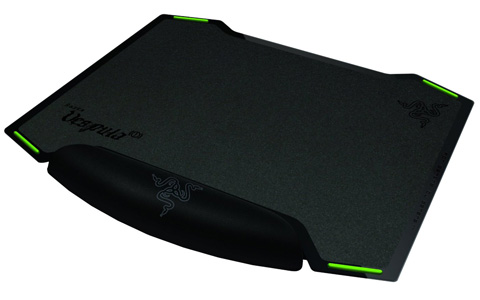 6. Razer Vespula Dual-Sided Gaming Mouse Mat