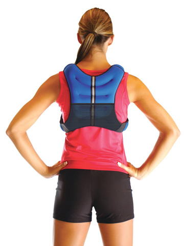 8. Tone Fitness Weighted Vest