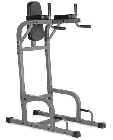 2. XMark Fitness Dip Stand