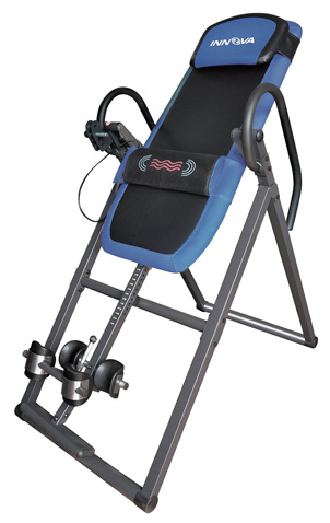 5. Innova ITM4800 Advanced Heat and Massage Therapeutic Inversion Therapy Table