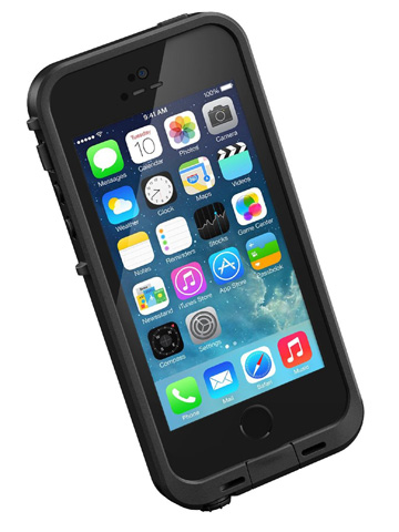 7. Waterproof Case for iPhone 5/5s/SE