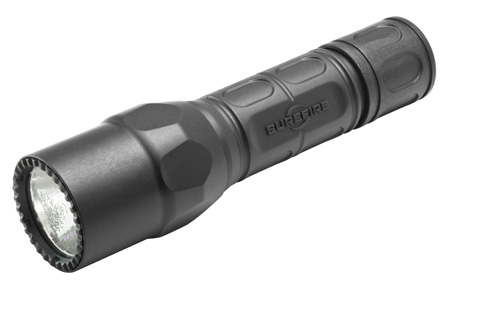 1. Surefire G2X Pro Dual Output LED Flashlight