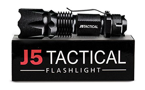 14. J5 Tactical V1-PRO Flashlight
