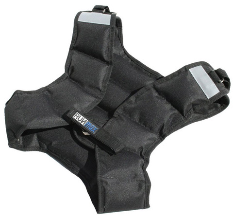9. RUNFast/Max Pro Weighted Vest
