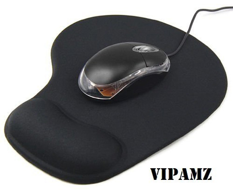 2. VIPAMZ Ergonomic Mouse Pad With Wrist Support