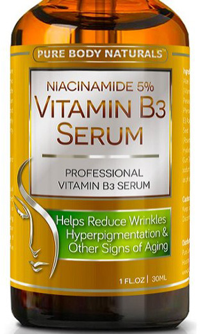 13. Niacinamide Vitamin B3 Cream Serum