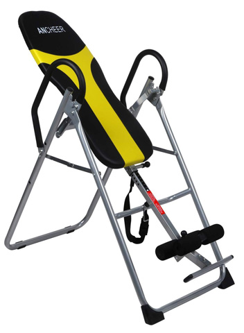 1. Ancheer Back Inversion Therapy Table