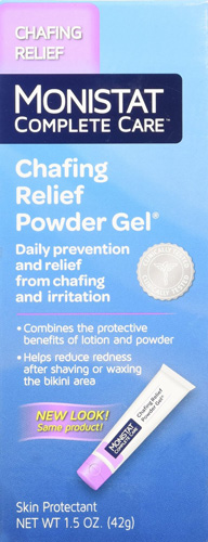 6. Monistat Soothing Care Chafing Relief Powder-Gel