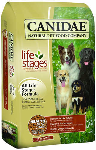 2. Canidae Life Stages Dry Dog Food