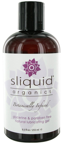 7. Sliquid Organics Yeast Controlling Natural Lubricating Gel