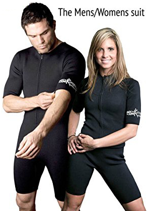 8. Kutting Weight Neoprene Weight Loss Sauna Suit