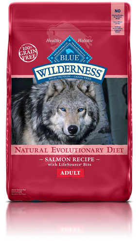 1. Blue Buffalo Wilderness High Protein Dry Adult Dog Food