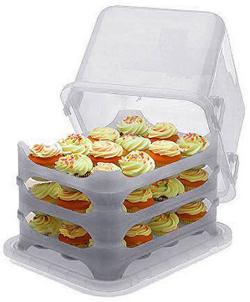 5. 1 X Cupcake Courier Cupcake Caddy