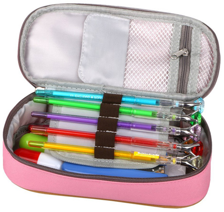 1. Big Capacity Pencil Case