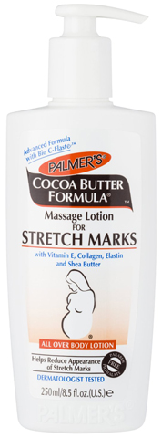 8. Butter Formula Massage Lotion