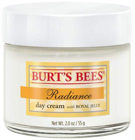 10. Burt's Bees Radiance Day Cream