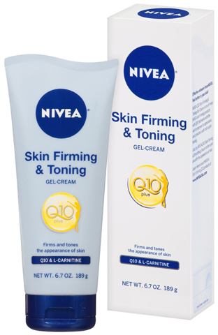 6. Nivea Skin Firming and Toning Gel Cream