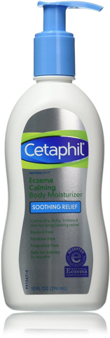 4. Cetaphil Calming Body Lotion