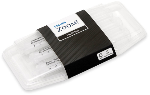 3. Philips Zoom Whitening (Nite White 22%, 3 syringes)