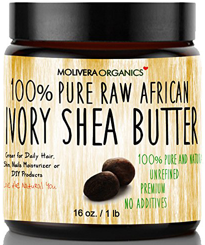 6. Shea Butter Natural Skin Care