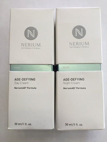 8. Nerium Age-Defying Night and Day Cream