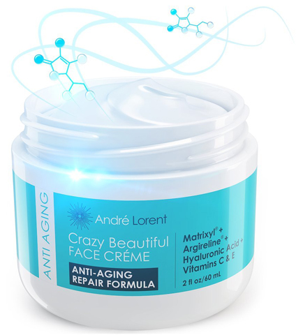 9. Andre Lorent Anti-Aging Repair Formula Face Cream
