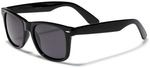 2. Retro Rewind Classic Polarized Wayfarer Sunglasses